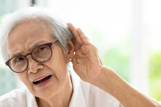 Hearing Loss: Why Does This Happen?