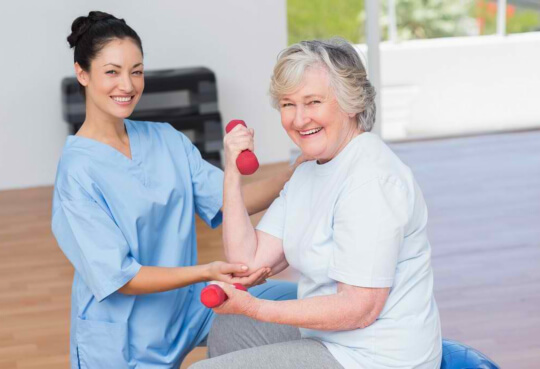 Physical Therapy: Benefits You Can Get