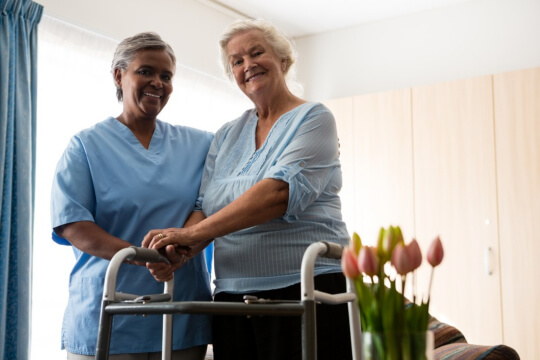 Living with Osteoarthritis: Home Health Care Can Help